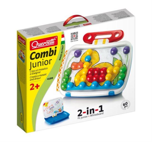 Mozaika a tabulka QUERCETTI Combi Junior 2v1