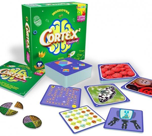 Naučná hra - Cortex pro děti 2, ALBI