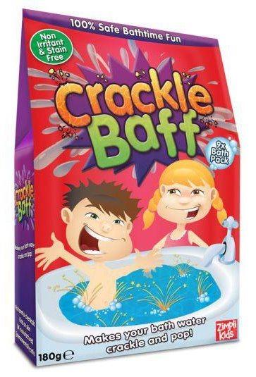 CRACKLE BAFF Praskací koupel