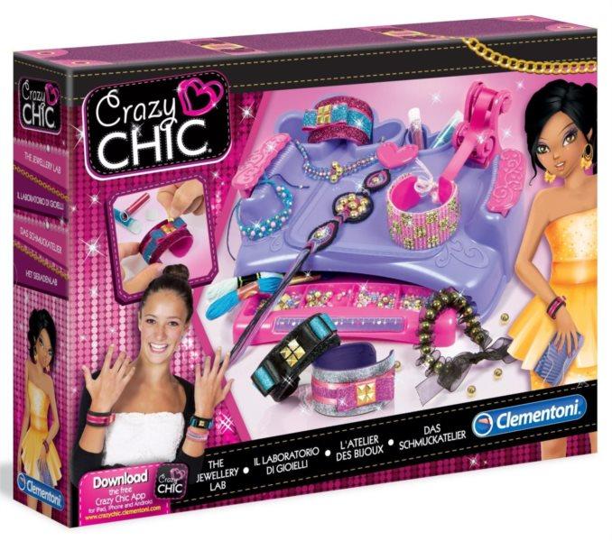 CLEMENTONI Crazy Chic Šperkové studio