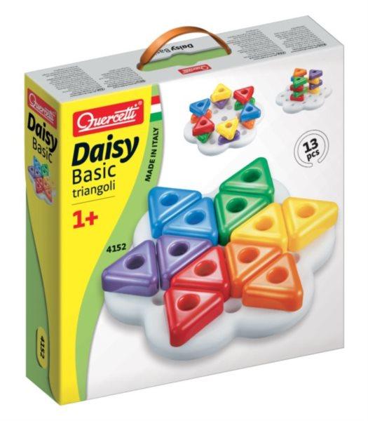 Mozaika a stavebnice QUERCETTI Daisy Basic Triangoli