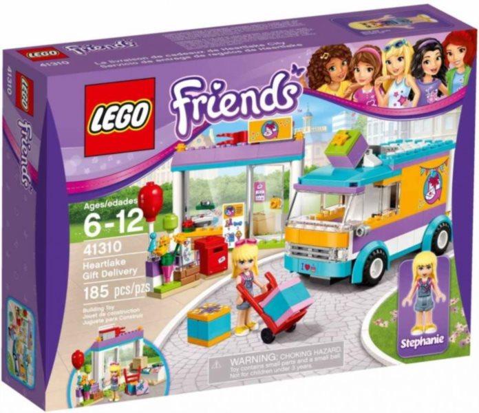 LEGO® Friends 41310 Dárková služba v městečku Heartlake