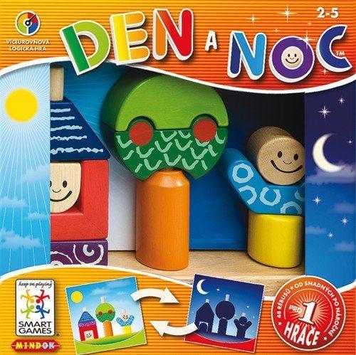 Logická hra Den a noc, MINDOK