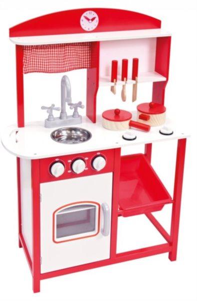 Dětská kuchyňka s příslušenstvím, BINO