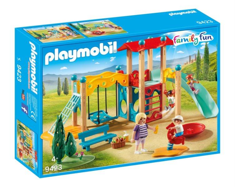 PLAYMOBIL® Family Fun 9423 Dětské hřiště