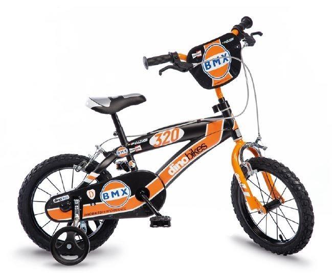 """DINO BIKES Dětské kolo 165XC BMX 16"""""""