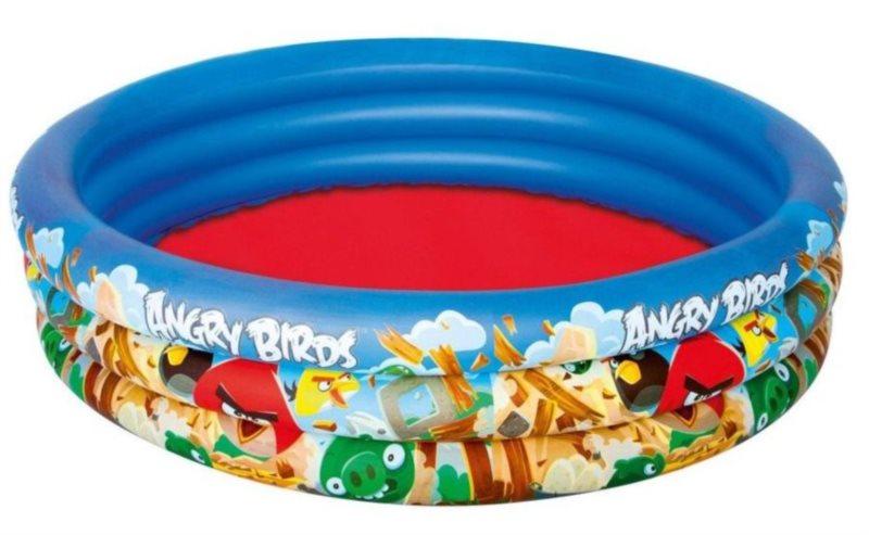 BESTWAY Dětský bazén - Angry Birds kruh 152 cm