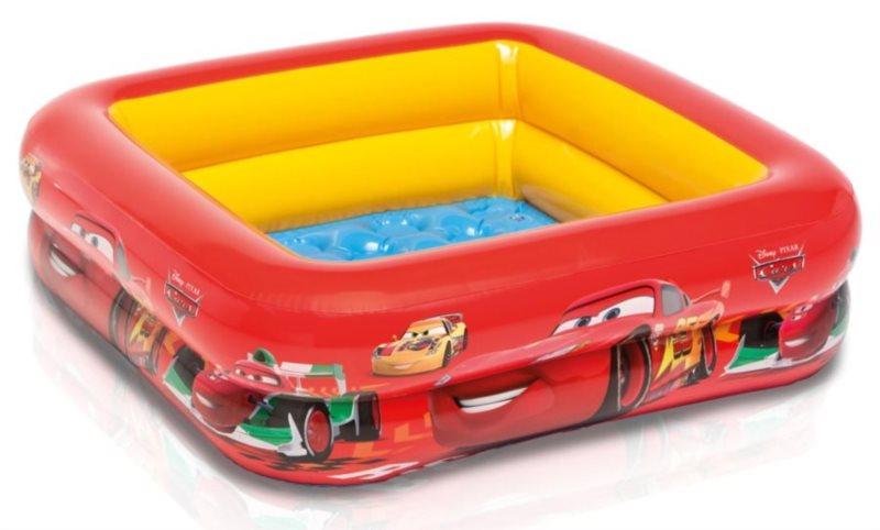 Dětský bazén INTEX - Auta čtverec