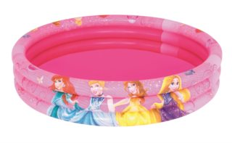 BESTWAY Dětský bazén - Disney princezny kruh 122 cm