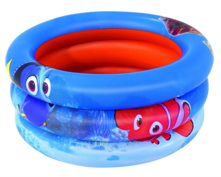 BESTWAY Dětský bazén Hledá se Nemo kruh 70 cm