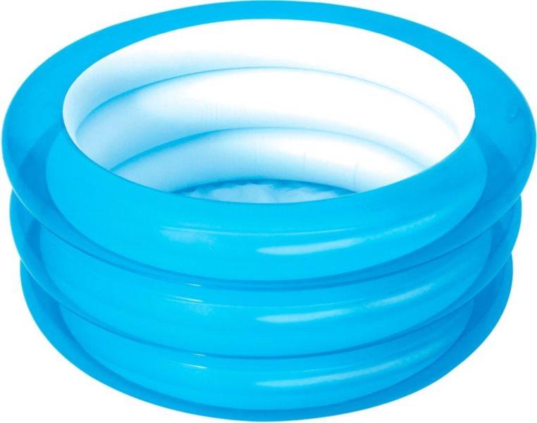 BESTWAY Dětský bazén kruh modrý 70 cm