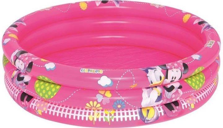 BESTWAY Dětský bazén - Minnie a Daisy kruh 102 cm