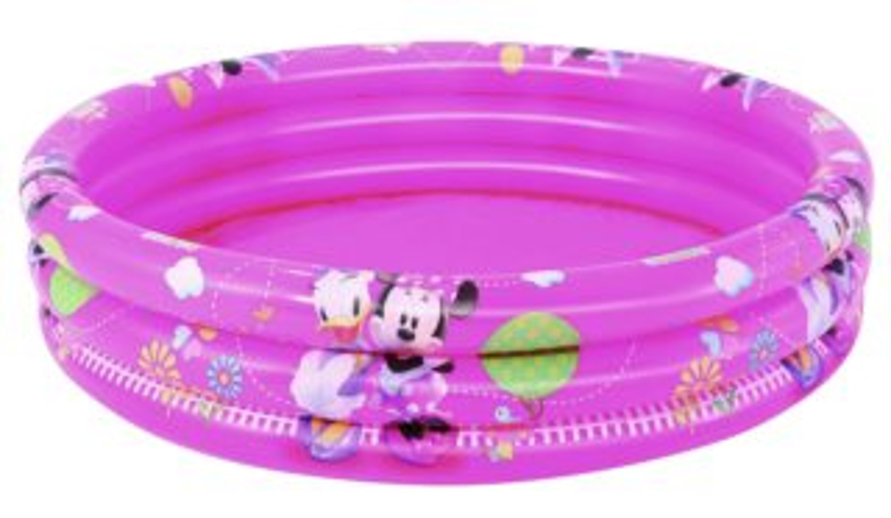 BESTWAY Dětský bazén - Minnie a Daisy kruh 122 cm