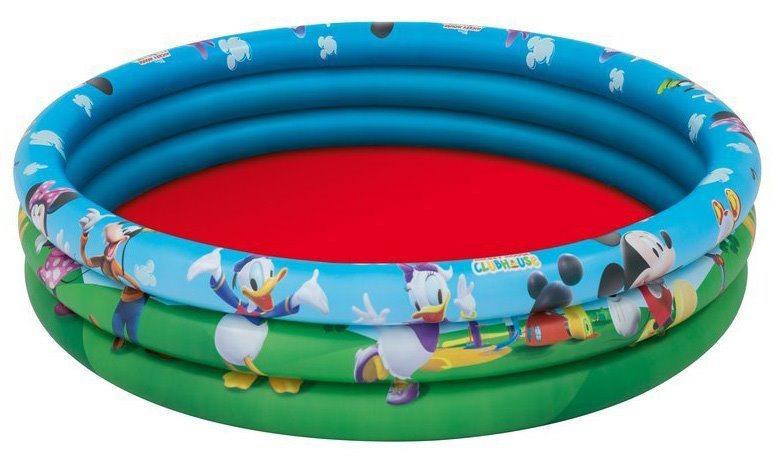 BESTWAY Dětský bazén Mickey Mouse kruh 122 cm