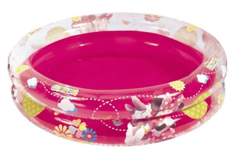 poškozený obal: BESTWAY Dětský bazén - Minnie a Daisy kruh 61 cm