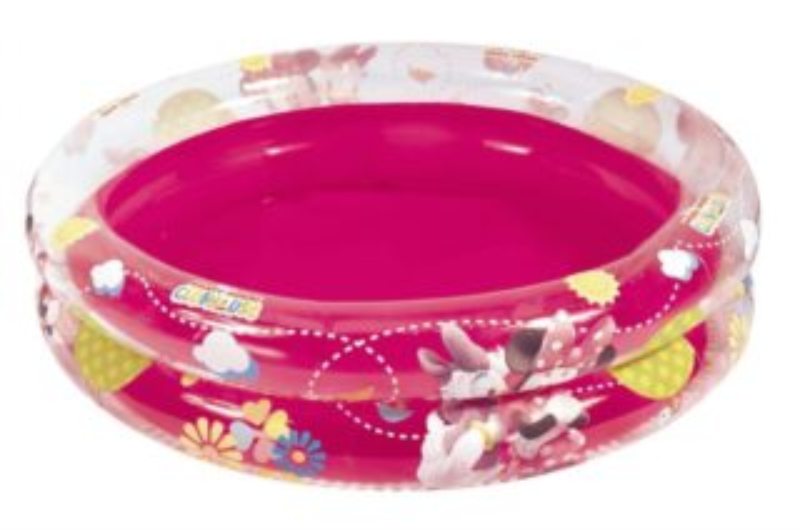 BESTWAY Dětský bazén Minnie a Daisy kruh 61cm