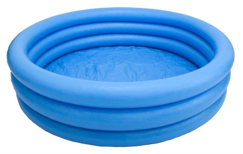 Dětský bazén - Modrý 168 cm, INTEX