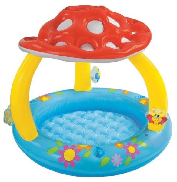 Dětský bazén INTEX - Muchomůrka