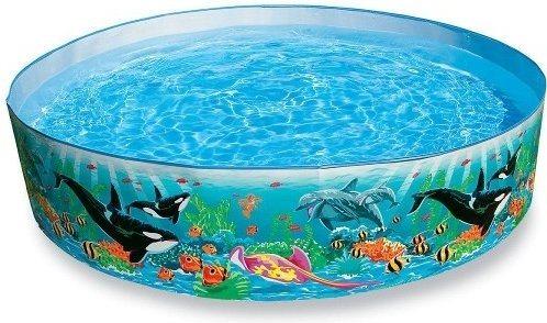Dětský samonostný bazén INTEX - Podvodní svět