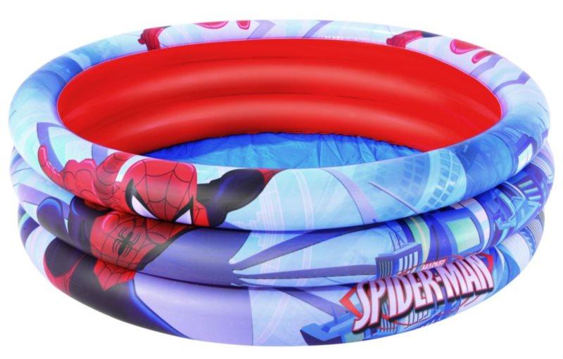 BESTWAY Dětský bazén - Spiderman kruh 122 cm