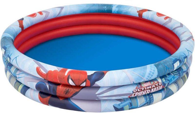 BESTWAY Dětský bazén - Spiderman kruh 152 cm