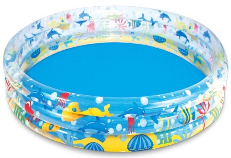 BESTWAY Dětský bazén - Vodní svět kruh 183 cm
