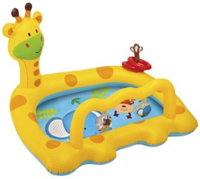 Dětský bazén INTEX - Žirafa