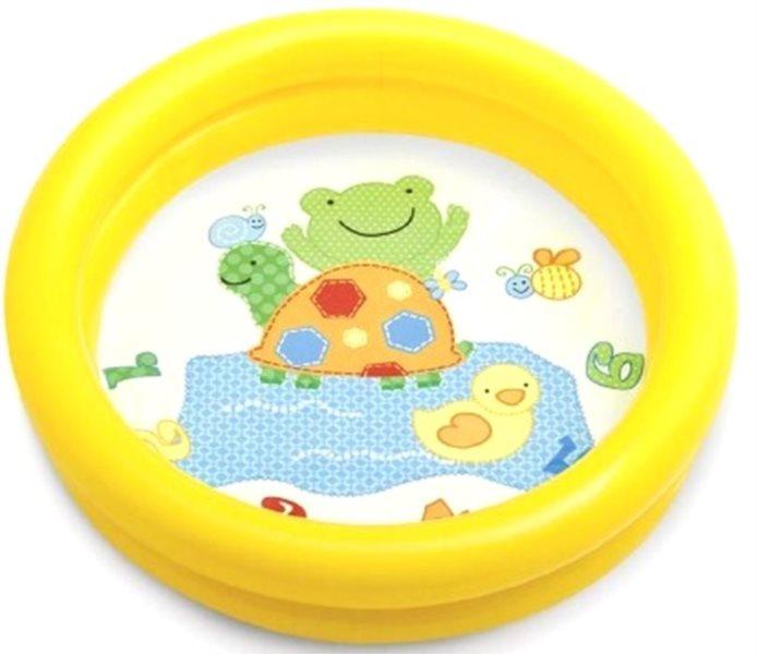 Dětský bazén - Žlutý kruh malý, INTEX