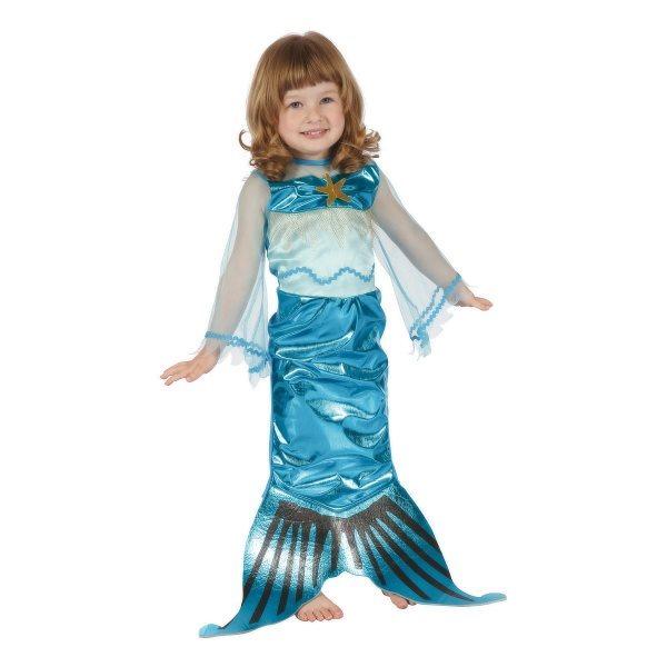 Dětský kostým Mořská panna 92 - 104 cm