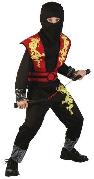 Dětský kostým Ninja, MADE