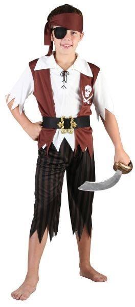 Dětský kostým Pirát, MADE
