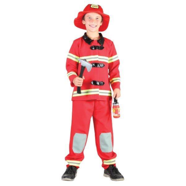 Dětský kostým Požárník, MADE