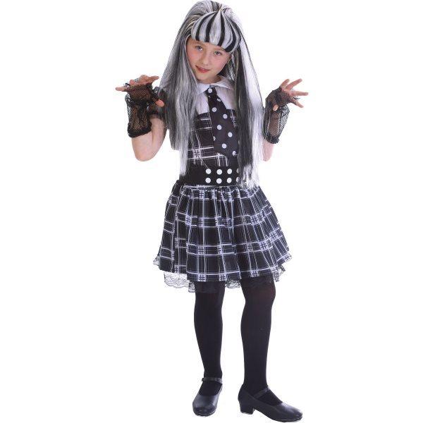 Dětský kostým Příšerka, MADE
