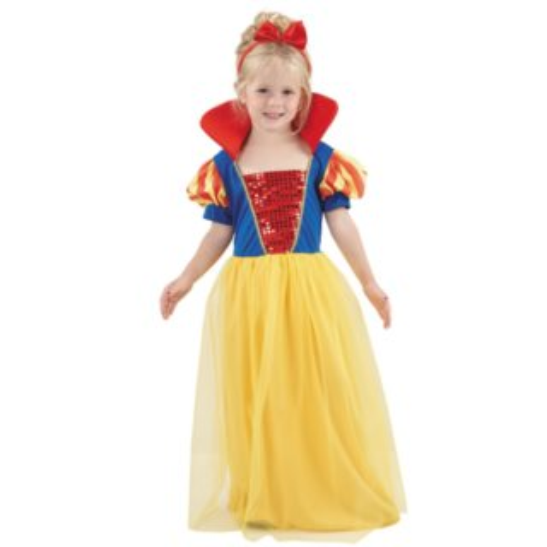 Dětský kostým Sněhurka, MADE