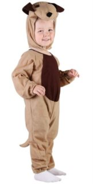Dětský kostým Štěně, MADE