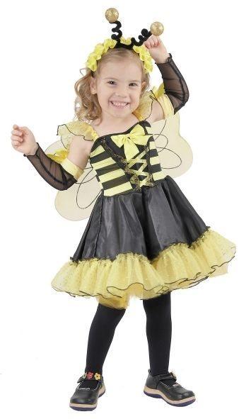Dětský kostým Včelka, MADE
