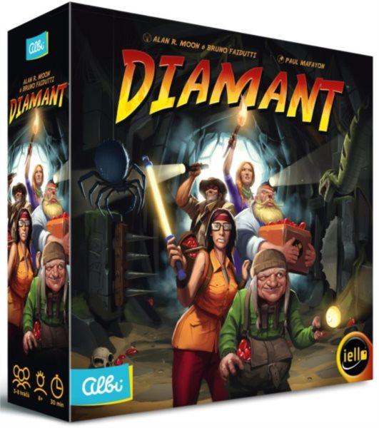 ALBI Desková hra Diamant