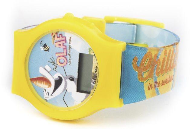 Digitální hodinky Olaf