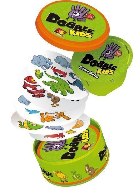 Rodinná zábavní hra Dobble Kids
