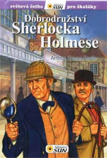 Kniha: Světová četba pro školáky: Dobrodružství Sherlocka Holmese, Nakladatelství SUN