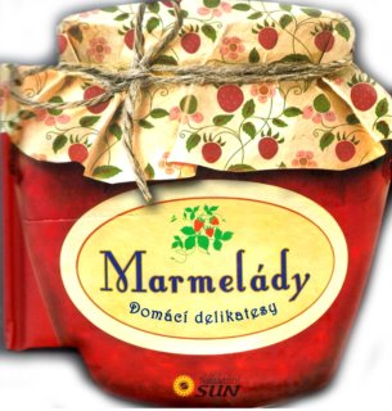 Domácí delikatesy: Marmelády, Nakladatelství SUN