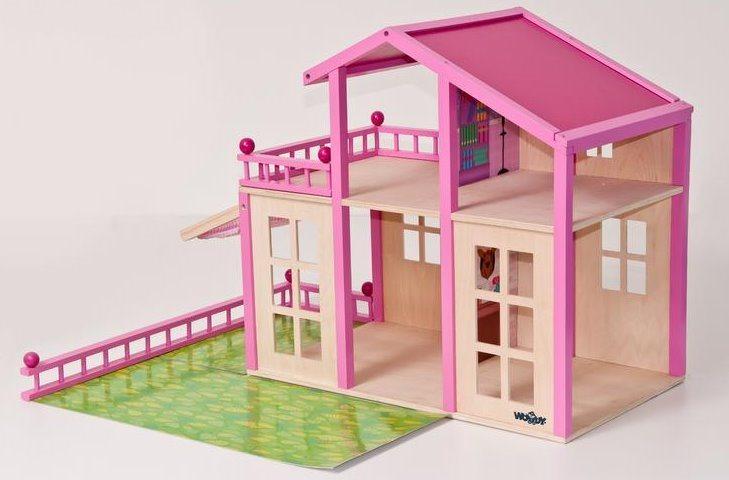 WOODY, Domeček pro panenky
