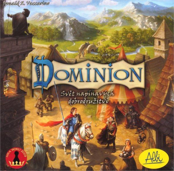 Karetní hra Dominion, ALBI