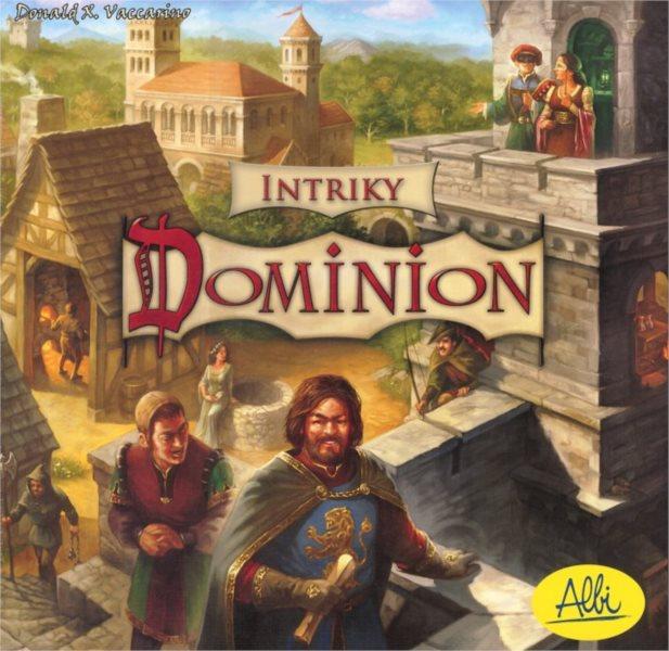 Karetní hra Dominion Intriky, ALBI