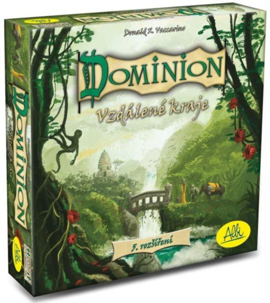 Karetní hra Dominion Vzdálené kraje (5. rozšíření), ALBI