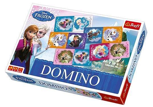 Domino Ledové království (Frozen) TREFL