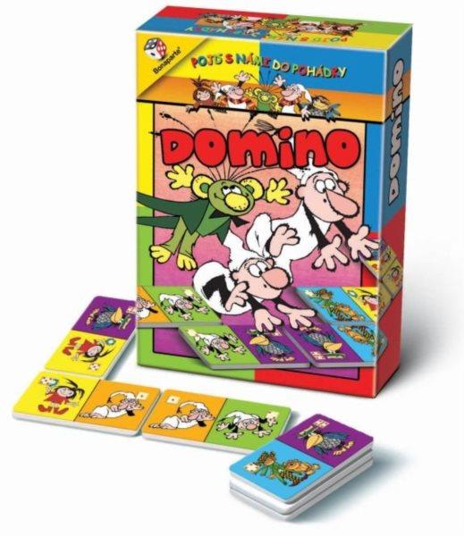 Domino - Pojď s námi do pohádky, BONAPARTE