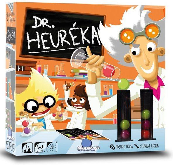 BLACKFIRE Dr. Heuréka