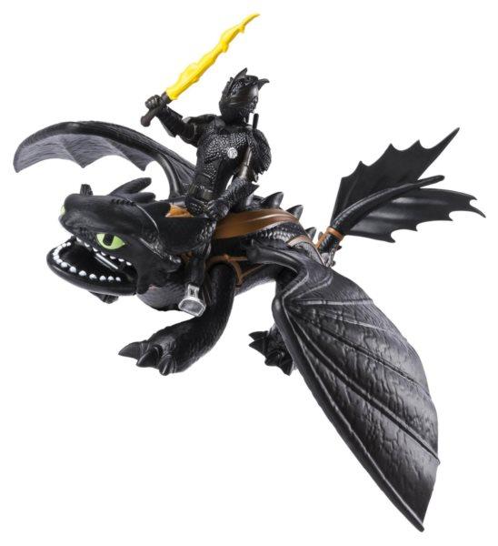 SPIN MASTER Jak vycvičit draka 3: Škyťák a Bezzubka