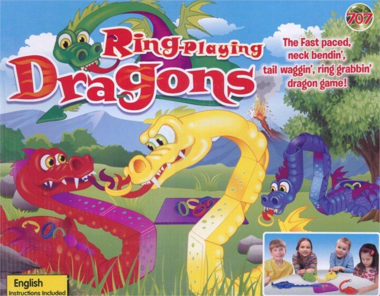 Draci - hra pro děti